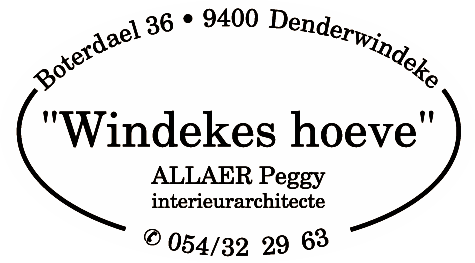 WINDEKES HOEVE